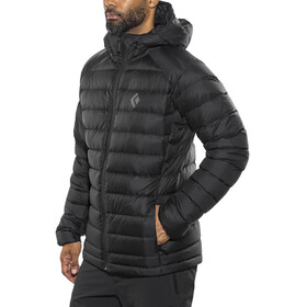 Black Diamond Cold Forge Hoody Jacket Men Black